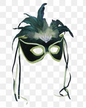 Masquerade - Mask Masquerade Ball Mardi Gras Feather Costume PNG