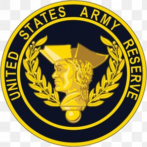 Seal - United States Army Reserve Military Reserve Force National Guard Of The United States PNG