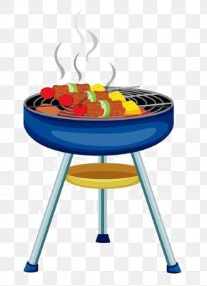 Cartoon Grill Grill - Barbecue Grill Barbecue Sauce Hamburger Grilling Clip Art PNG