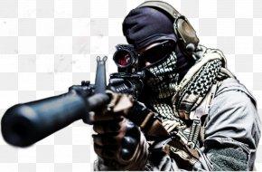 Ghost Renders - Call Of Duty: Ghosts Call Of Duty: Black Ops III Call Of Duty: Modern Warfare 2 Call Of Duty: Advanced Warfare PNG