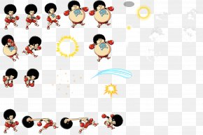 One Piece - One Piece Treasure Cruise Monkey D. Luffy Sprite Flightless Bird PNG