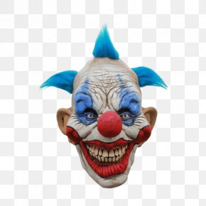 Scary Clown - It Michael Myers Mask Evil Clown PNG