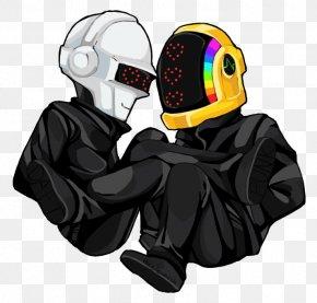 Daft Punk - Daft Punk Headgear Helmet Personal Protective Equipment PNG