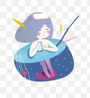 Japanese Hot Spring Illustration Material - Onsen Illustration PNG