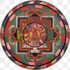 Buddhism - Tibetan Buddhism Mandala Tibetan Buddhism Vajra PNG