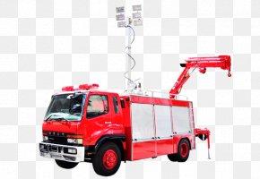 Rescue Vehicle - Fire Engine Fire Department Public Utility Commercial Vehicle PNG