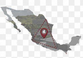 Industrial Park - Mexico City Stock Photography Vector Map PNG