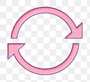 Symbol Pink - Number Icon PNG