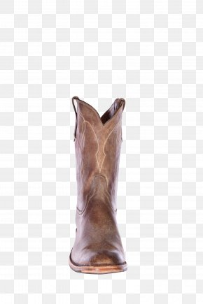 Cowboy Boots - Footwear Boot Shoe Brown PNG
