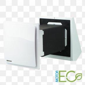 Fan - Recuperator Ventilation Fan Air Handler Energy Conservation PNG