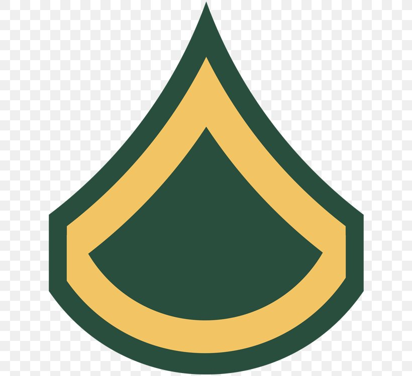 United States Army Enlisted Rank Insignia Private First Class Military Rank, PNG, 750x750px, United States, Army, Enlisted Rank, Military, Military Rank Download Free