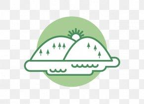 Symbol Plant - Green Leaf Logo PNG