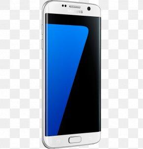 Galaxy S7 Edge - Samsung GALAXY S7 Edge Smartphone 4G PNG