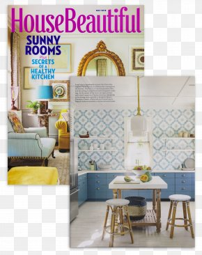 Fashion Magazine Design - House Beautiful Interior Design Services Home Room PNG
