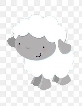 Eid Sheep - Sheep Drawing Clip Art PNG