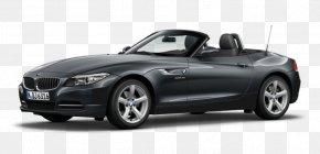 BMW Z4 - BMW 3 Series Car Luxury Vehicle BMW Vision ConnectedDrive PNG