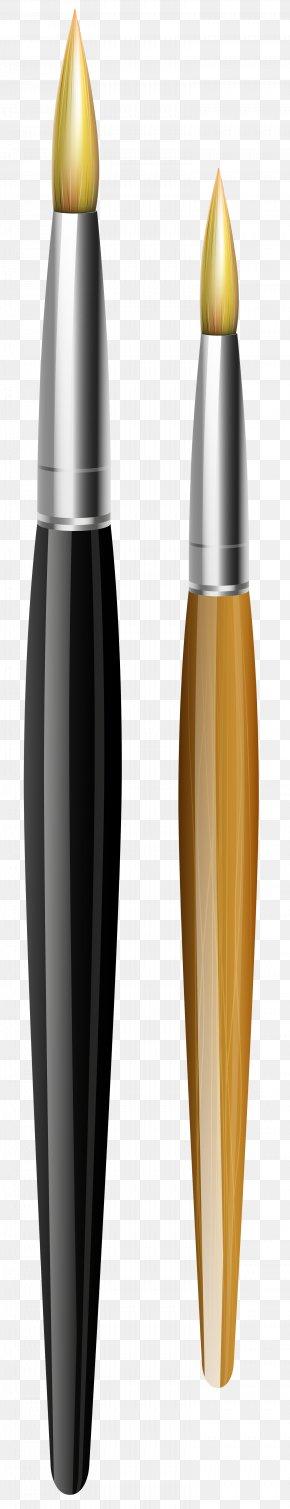 Paint Brushes Clip Art Image - Brush Ammunition PNG