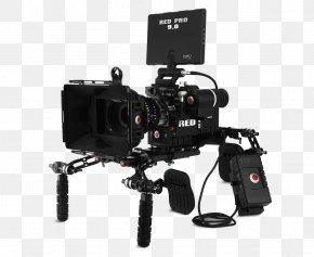 Camera - Red Digital Cinema Camera Company Film Video Digital Movie Camera PNG