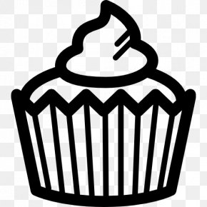 Food Can - Muffin Cupcake Food Flan Clip Art PNG