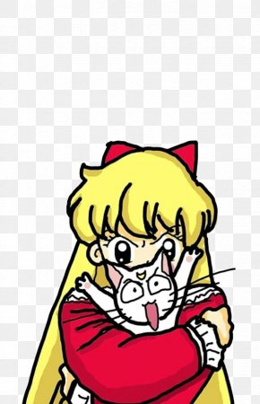 Cartoon Sailor Moon - Sailor Moon Drawing Cartoon PNG