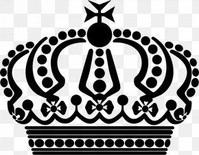 Crown Silhouette - Crown Of Queen Elizabeth The Queen Mother Clip Art PNG
