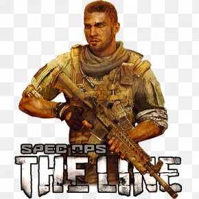 Spec Ops: The Line Video Game Wikia PNG