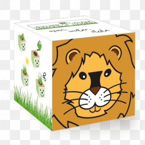 Tiger - Tiger Lion Green Animal Ryegrass PNG