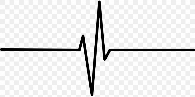 Heart Rate Monitor Electrocardiography Pulse, PNG, 1920x960px, Heart Rate, Black And White, Electrocardiography, Heart, Heart Rate Monitor Download Free