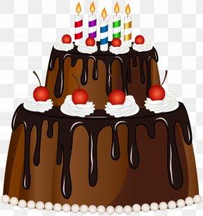 Cake Birthday - Birthday Cake Happy Birthday To You Clip Art PNG