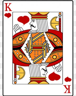 Free Playing Cards Images - King Playing Card Roi De Cxc5u201cur Clip Art PNG