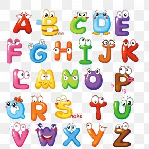 Cute Letters - Letter English Alphabet PNG