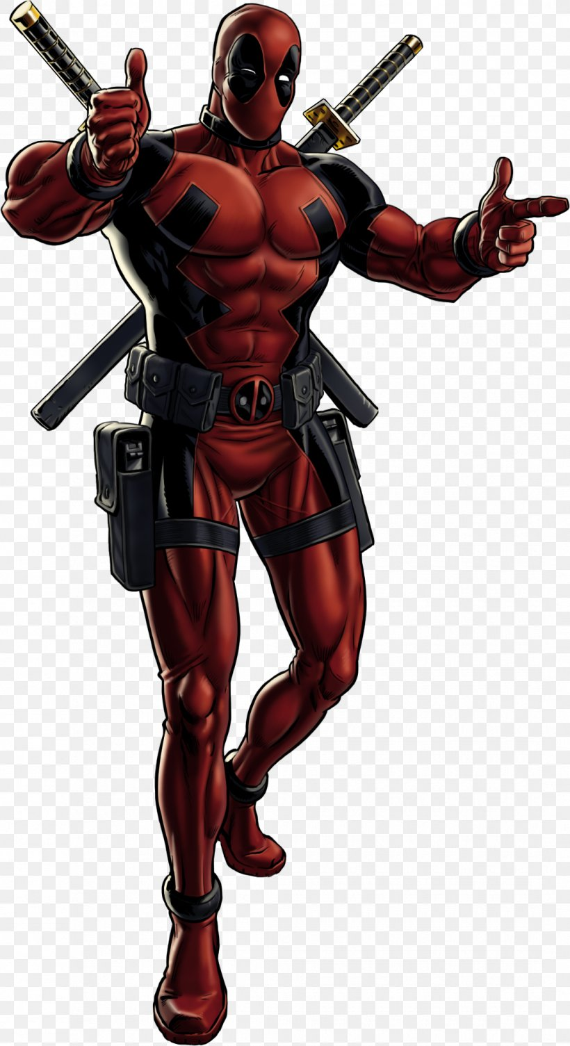 Marvel: Avengers Alliance Deadpool Thor Wolverine Marvel Comics, PNG, 1070x1965px, Marvel Avengers Alliance, Action Figure, Armour, Avengers, Character Download Free