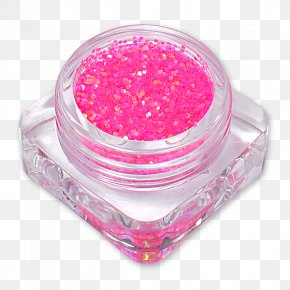 Pink Glitter - Glitter Cosmetics Magenta Pink M PNG
