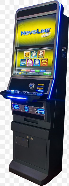 Giant Stack Of Books - Video Lottery Terminal Fruit Machines Arcade Cabinet PNG