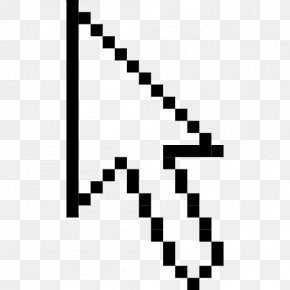 Mouse Cursor - Computer Mouse Pointer Icon Arrow Clip Art PNG