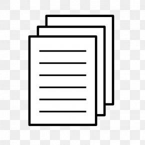 Paper Icon Cliparts - Paper Document Icon PNG
