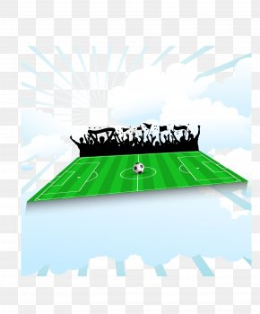 Football Field - Euclidean Vector Football Pitch PNG