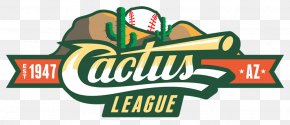 Arizona Cactus League Spring Training - Cactus League Baseball Association Cactus League: Spring Training Logo Brand PNG