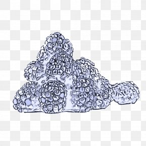 Rock Line Art - Drawing Line Art Rock PNG