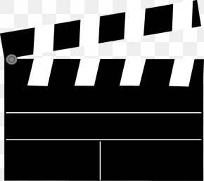 Theme Cliparts - Film Cinema Clapperboard Clip Art PNG
