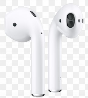 Apple - AirPods Apple Earbuds Headphones IPhone PNG