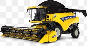 New Holland Agriculture - CNH Industrial John Deere New Holland Agriculture Combine Harvester PNG