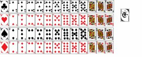 Deck Of Cards - Playing Card Standard 52-card Deck Card Game Clip Art PNG