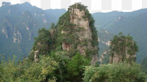 Zhangjiajie National Forest Park, Eleven - Zhangjiajie National Forest Park U067eu0627u0631u06a9 U062cu0646u06afu0644u06cc Tourist Attraction Wallpaper PNG