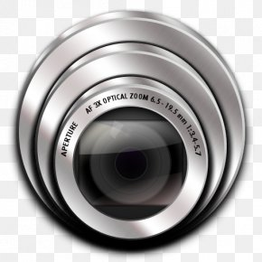 Camera Lens - Camera Lens Photography Oxygen Project PNG