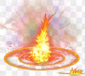 Flame - Flame Light Explosion PNG