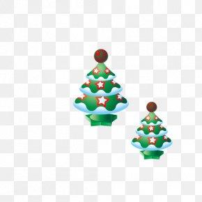 Christmas Tree - Glow-in-the-dark Christmas Christmas Tree Christmas Ornament PNG