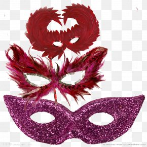 Mask - Mask Download Purple PNG
