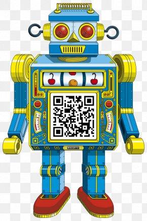 Robot - Robot Art Illustration PNG
