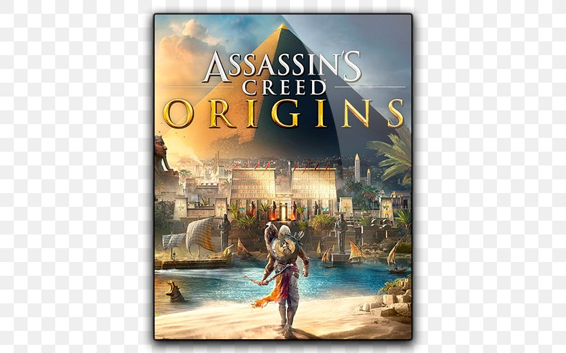 Assassin's Creed: Origins Assassin's Creed II Assassin's Creed: Brotherhood Xbox 360 South Park: The Fractured But Whole, PNG, 512x512px, Xbox 360, Actionadventure Game, Advertising, Assassins, Game Download Free